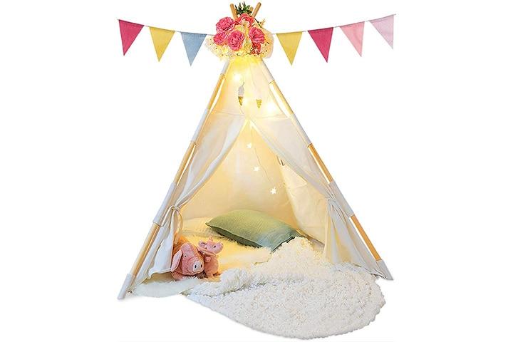 Tazztoys Teepee Tent