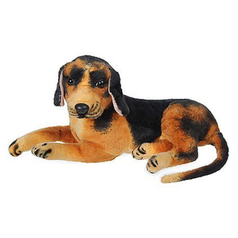 Tickles Sitting Dog Soft Toy