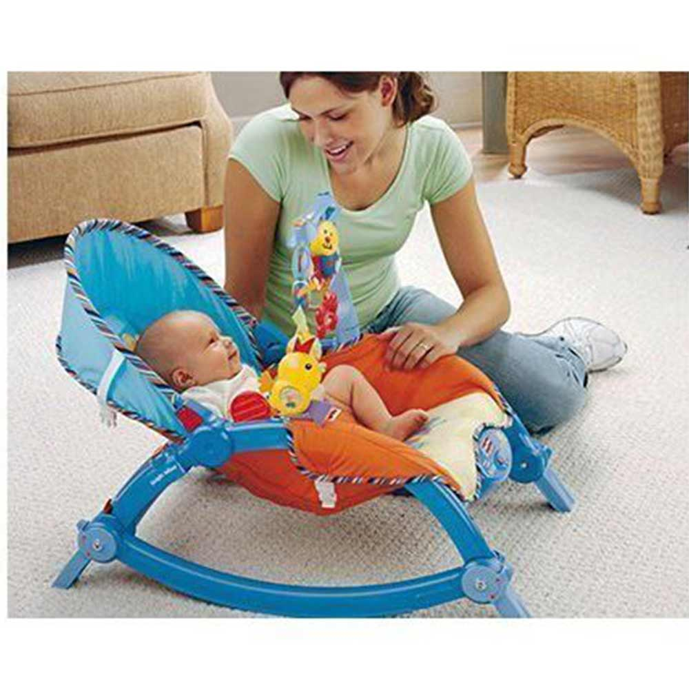 Toyshine Vibrating Rocker Chair