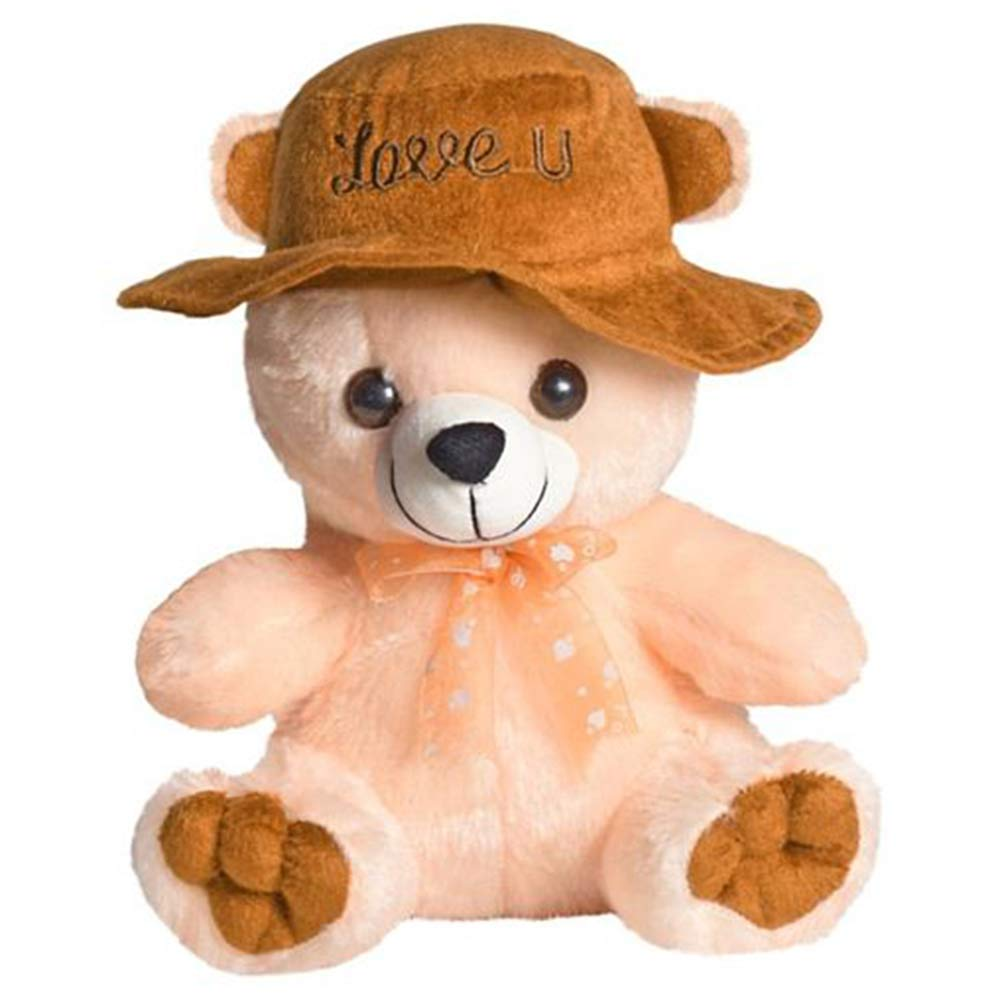 Ultra Cap Teddy Soft Toy