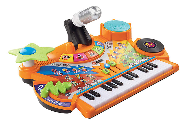 Vtech Record And Learn Kidi-Studio