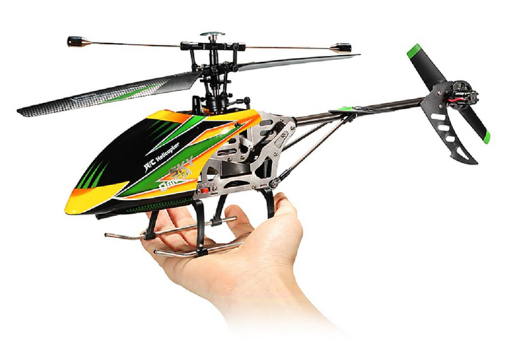 WLtoys Large V912 4CH Single Blade RC Remote Control