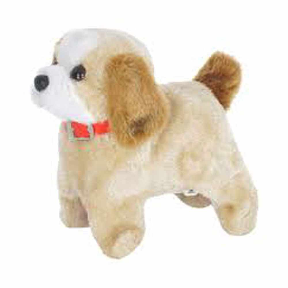 Webby Electronic Jumping Puppy Toy