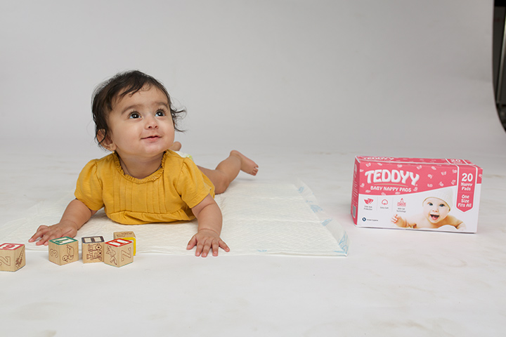 Why Makes Teddyy Nappy Pads Perfect