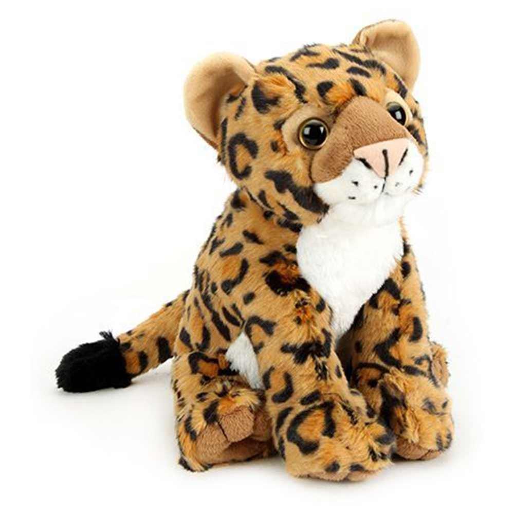 Wild Republic CK Baby Leopard Soft Toy