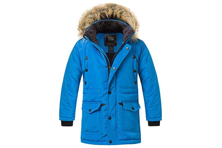 ZSHOW Padded Winter Jacket