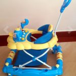LuvLap Comfy Baby Walker Cum Rocker-Awesome walker and super rocker-By sreenithi_sajith