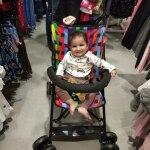 LuvLap Tutti Frutti Baby Stroller Buggy-My shopping partner-By shivanisoni