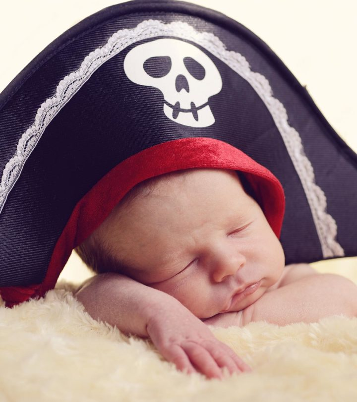 100 Cool Pirate Names For Baby Boys And Girls