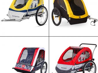 11 Best Bike Trailers To Buy For Kids In 2021