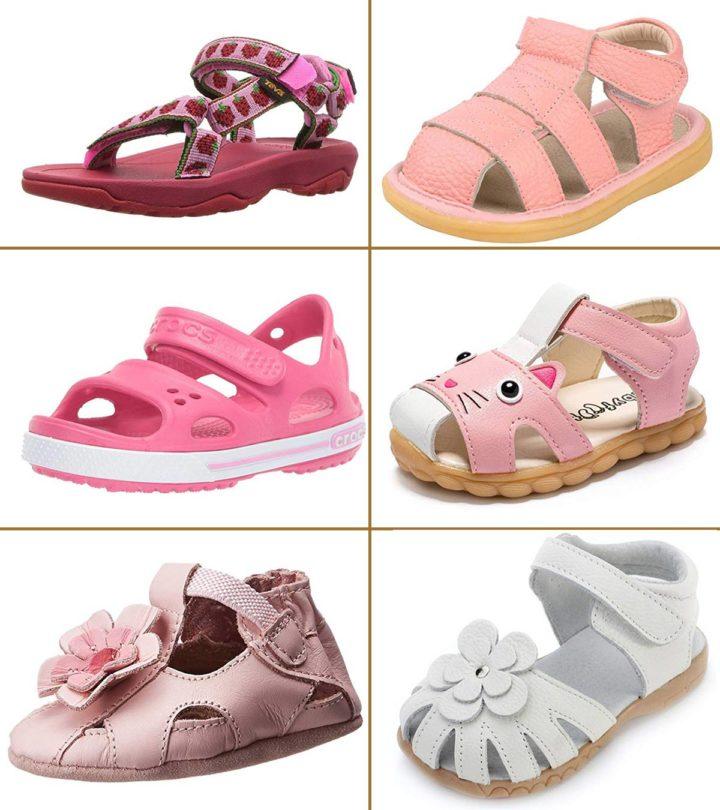 11 Best Girls' Sandals To Buy In 2019.