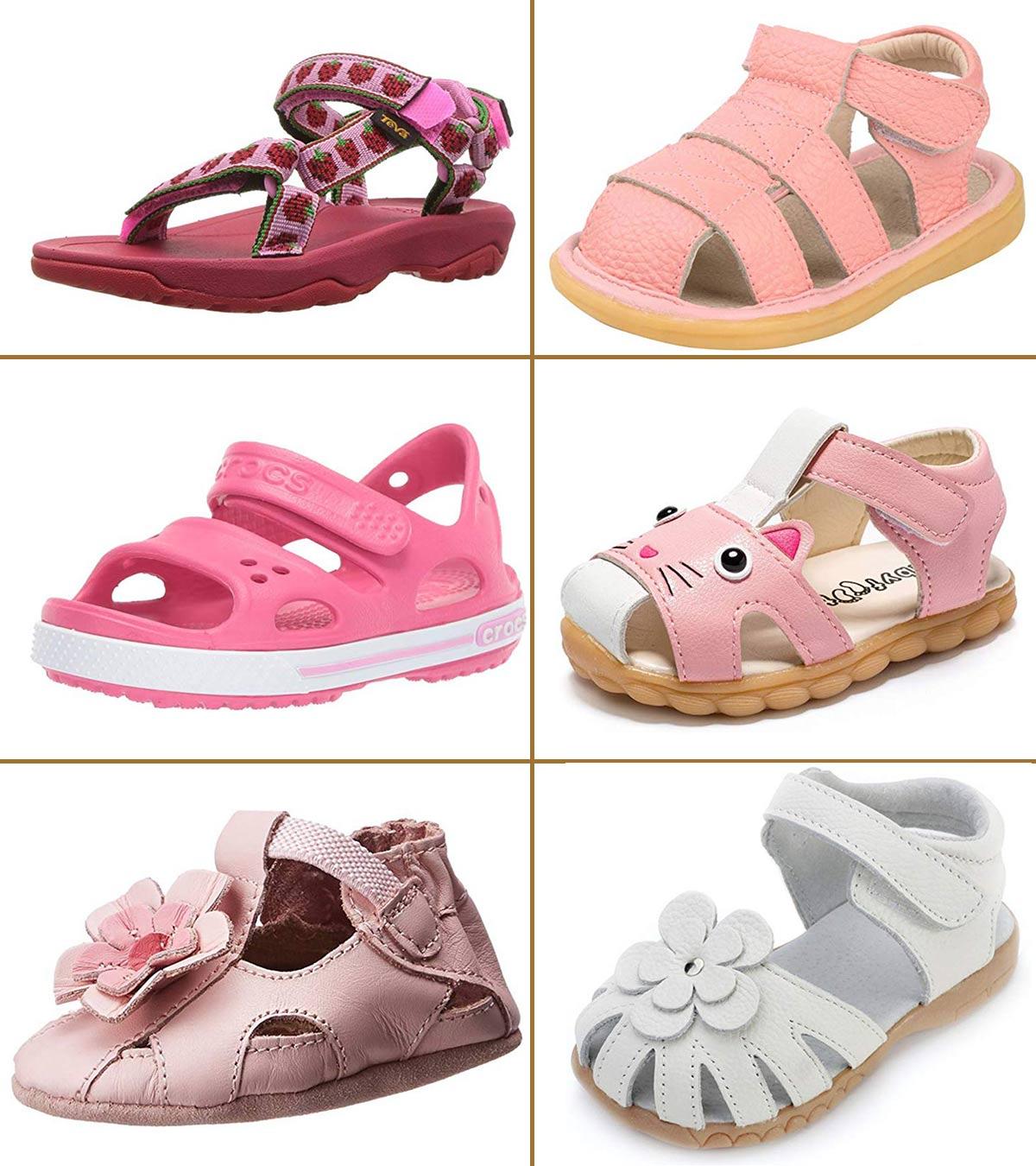 11 Best Girls' Sandals To Buy In 2020