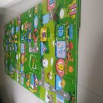 Paramount Anti Skid Double Sided Play Mat Alphabet Print-Baby play mat-By arpita_chandekar
