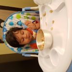 R for Rabbit Marshmallow Smart High Chair-Only high chair that has crumb catcher!-By shipra@51