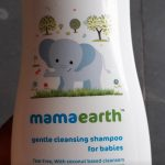 Mamaearth Gentle Cleansing Shampoo For Babies-Clean the tiny hairs..-By devika.arangath