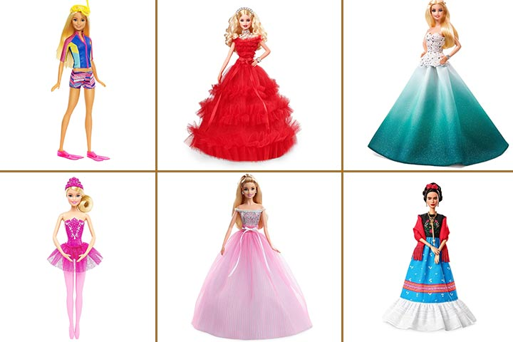 21 Best Barbie Dolls To Buy For Girls In 2019