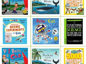 21 Best Science Books To Buy For Kids In 2020