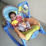 Webby Newborn to Toddler Portable Baby Rocker-Lovely product-By lov_anu