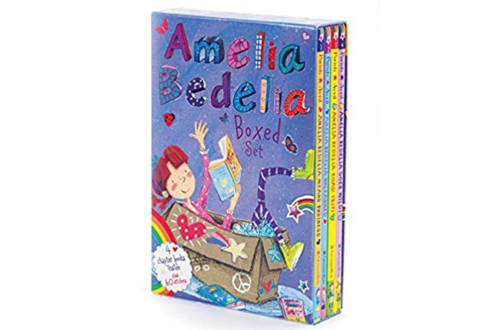 Amelia Bedelia Chapter Book Box Set