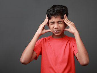 बच्चों के सिर दर्द का कारण, लक्षण व इलाज | Bacho Ke Sar Dard Ka Ilaj