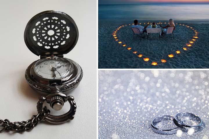 19 Best 20th wedding anniversary gift ideas