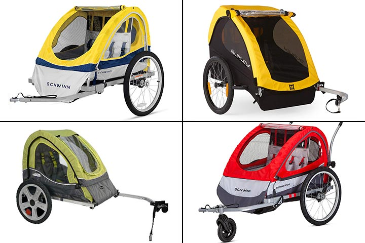 Best Bike Trailers To Buy For Kids In 2019