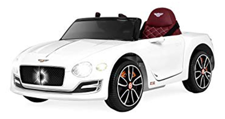 Best Choice Products 12V Kids Bentley EXP 12 Ride-On Car
