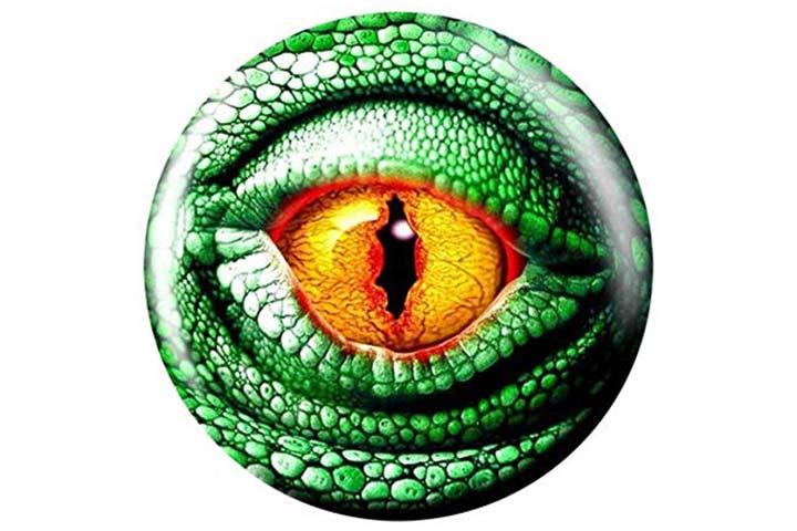 Brunswick Lizard Eye Glow Viz-a-Ball