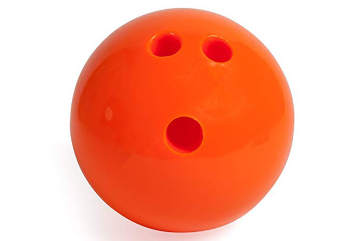 Champion Sports Plastic Bowling Ball