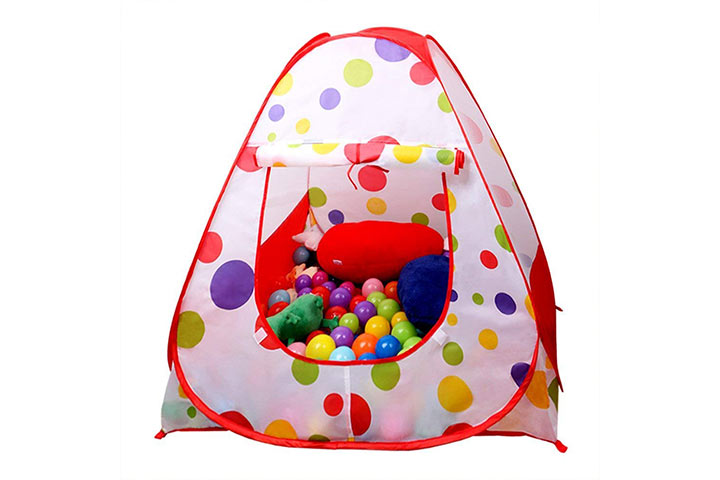 EocuSun Children Kids Play Tent Tents And Ball Pit