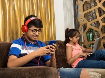 Excessive Screen Time Can Change The Brain Structure Of Kids