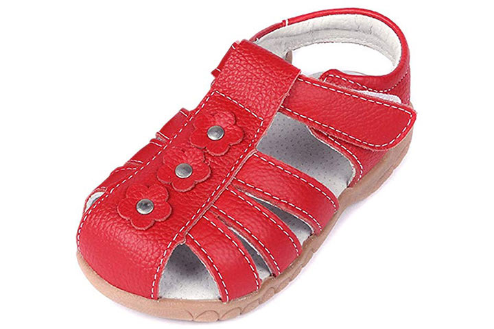 Femizee Girls Princess Summer Sandals