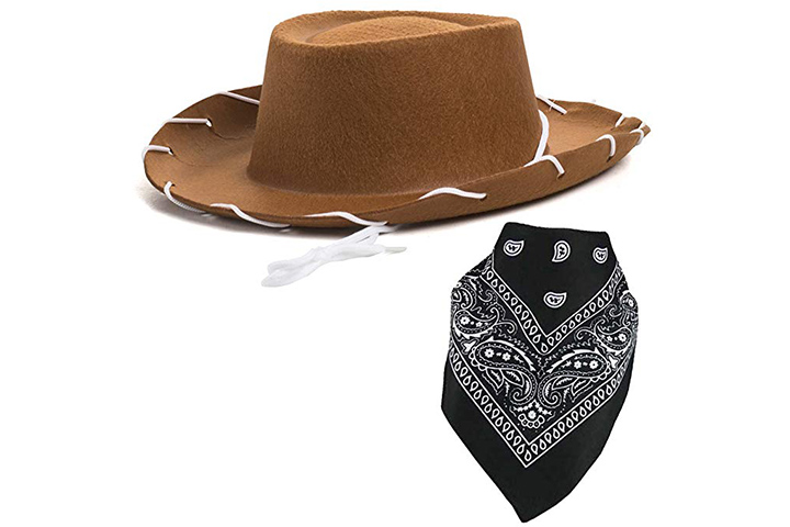 Fun Party Hats Cowboy Hat