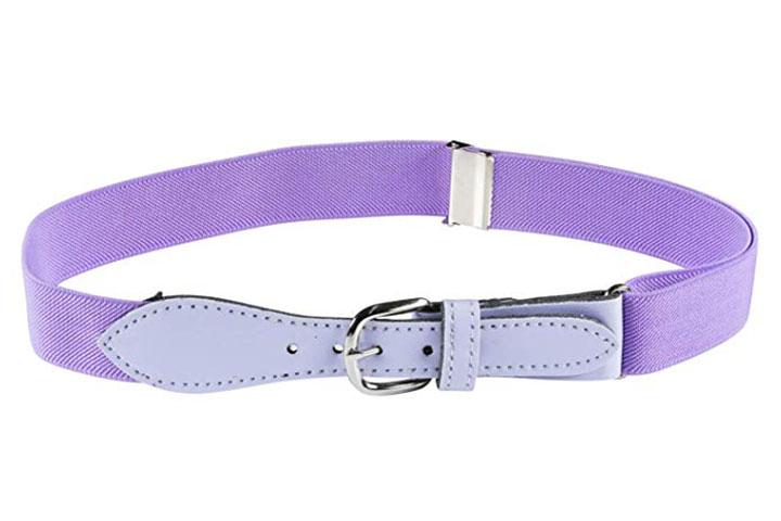 HOLD'EM Kids Toddler Belt Leather Closure Elastic