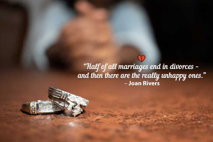 Quotes about divorce and sayings