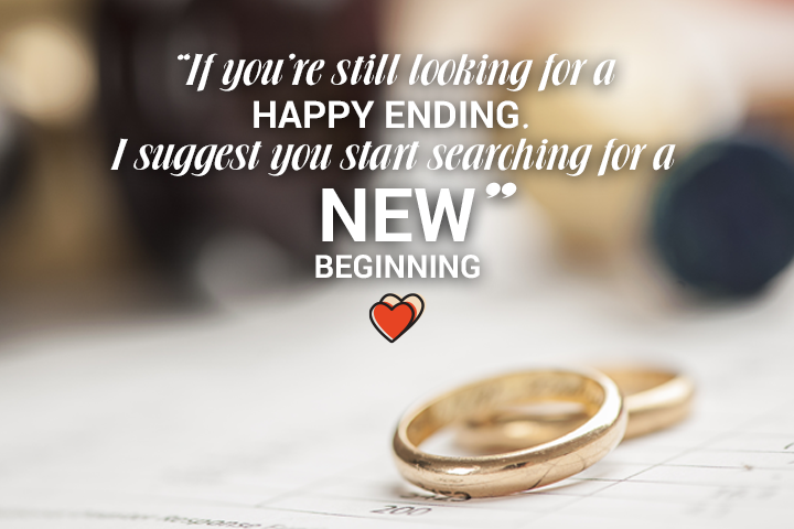 Starting New Life After Divorce Quotes
