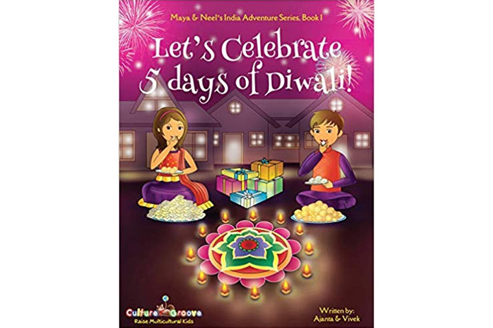 Let's Celebrate 5 Days of Diwali!