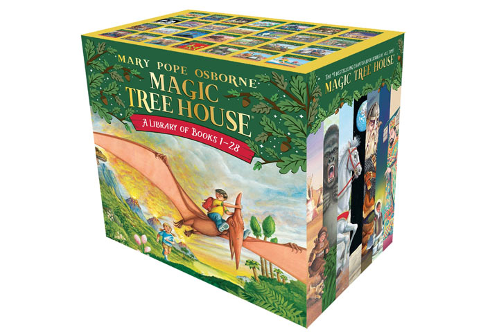 Magic Tree House Boxed Set, Books