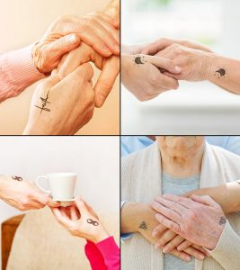 Matching Tattoo Ideas For Mother And Son2