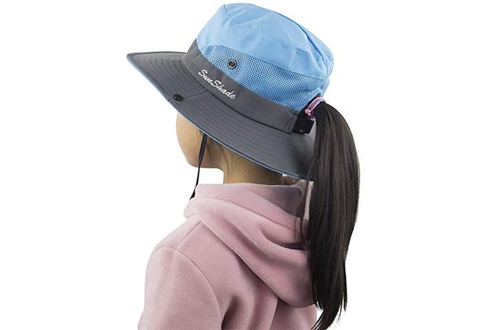 Muryobao Kids Girls Summer Sun Hat