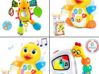 13 Best Babies' Musical Toys To Buy For 2021