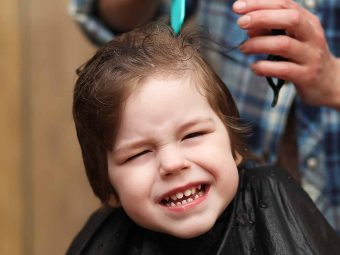 Parents Say: When Your Child Hates Haircuts