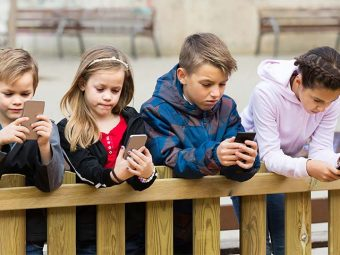 Real Reason Why Mobile Phones Are Bad For Your Child's Eyes