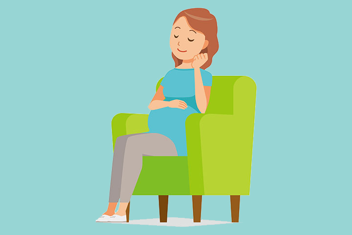 Tips for sitting during pregnancy2
