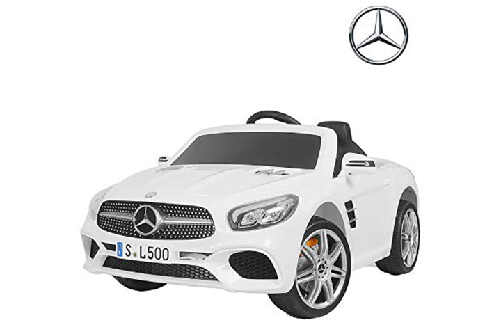 Uenjoy 12V Kids Ride On Car Mercedes-Benz SL500