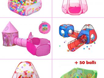 19 Best Kids' Ball Pits To Buy In 2020