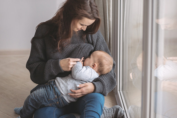When A Mother Had To Breastfeed