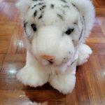 Wild Republic CK White Tiger-So adorable-By shivanisoni