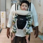LuvLap Elegant Baby Carrier-Best for busy moms-By saira