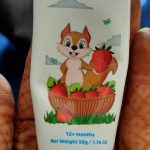 Mamaearth Berry Blast Toothpaste For Kids-Excellent toothpaste for babies-By shweta_toor